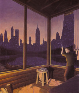 Magic Realism Paintings Rob Gonsalves 13__880