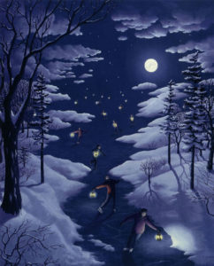 Magic Realism Paintings Rob Gonsalves 14__880