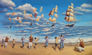 Magic Realism Paintings Rob Gonsalves 16__880
