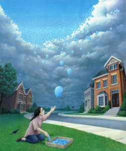 Magic Realism Paintings Rob Gonsalves 17__880