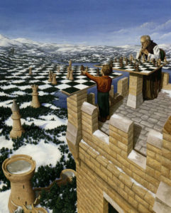 Magic Realism Paintings Rob Gonsalves 24__880