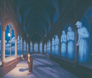 Magic Realism Paintings Rob Gonsalves 8__880