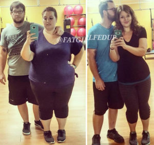 Incredible Couple Weight Loss Fatgirlfedup 15