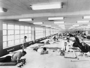 Vintage Photos Life Before Autocad 11 5bd1744ee7967__700