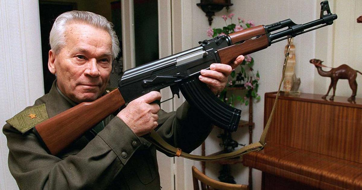 AK 47 អាវុធសេរ៊ីចាស់ ប៉ុន្តែនៅតែបន្តកេរ្តិ៍ឈ្មោះ និងឥទ្ធិពលដល់បច្ចុប្បន្នភាព